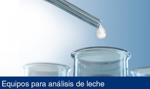 Análisis de leche